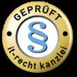 IT-Recht-Kanzlei-Siegel